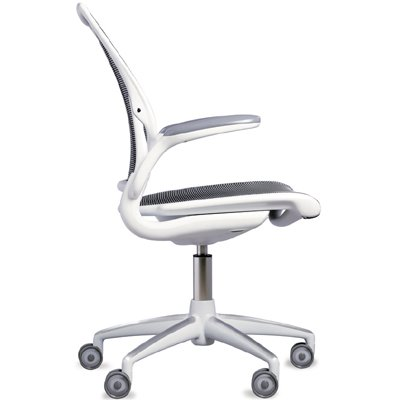 diffrient world ergonomic task executive mesh chair