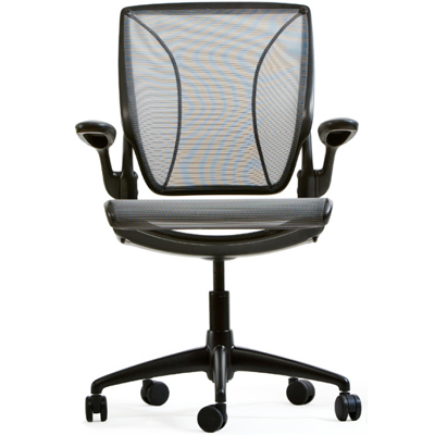 Diffrient World Ergonomic Task Executive Mesh Chair – Humanscale Task Chair