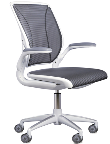 Humanscale Diffrient World Comfortable Ergonomic Chair