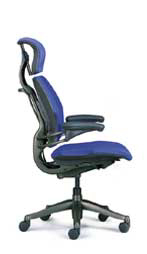 Humanscale Freedom Task Chair - Graphite Frame Color