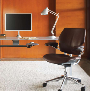 Humanscale Freedom Task Chair Without Headrest
