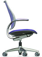 Humanscale Liberty Task or Conference Chair - Fixed ArmRest