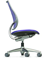 Humanscale Liberty Task or Conference Chair - Armless