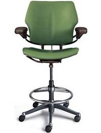 Ergonomic Drafting Chair ...