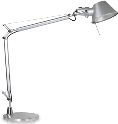 Humanscale Tolomeo TT Series Classic TTC or Mini TTM CFL Task Light