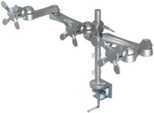 ISE MA-3-C two Long Arms and One Joint Arm with Standard Clamp Mount