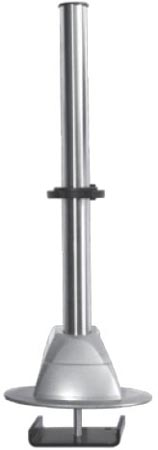 ISE MA4000 7901AS16 Standard Pole Silver