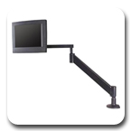 Innovative 9102 Heavy Duty Long Reach Boom LCD Monitor Arm