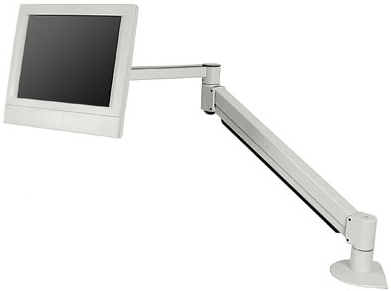 "Innovative 7601-14-1000 Long Reach (42"") Flat Panel Radial LCD Monitor Arm"