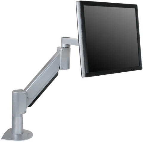 Innovative 9105-FM Heavy Duty (54 lbs) Desk Mount LCD Arm - 24 inch Reach