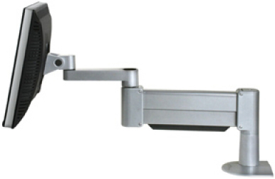 Innovative 9105-FM Heavy Duty Desk Mount LCD Arm with 24 inch Reach