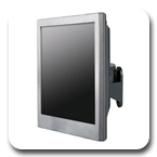 Innovative 9110 (9110-4 or 9110-8.5 or 9110-8.5-4) Pivoting LCD TV Wall Mount