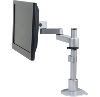 Innovative 9112-S-12-FM Articulating LCD Pole Mount Arm