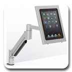 Innovative 7000-500-8424 Secure iPad Holder Arm - 7000 Arm and Secure 8424 iPad Holder
