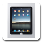 Innovative 8424 Secure iPad Holder