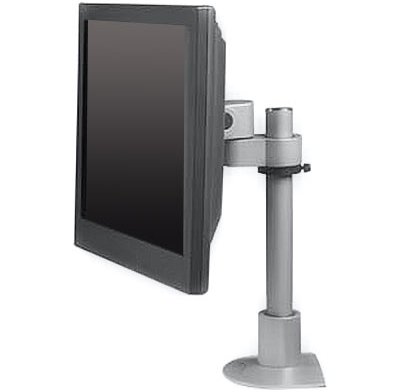Innovative 9136-S-12-NM Articulating 12' Flat Panel LCD Pole Mount