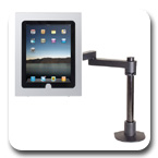 Innovative 9112-8424 Secure iPad Holder Arm