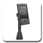 Innovative 9189-12-8438 Adjustable POS Mount with Secure iPad Holder