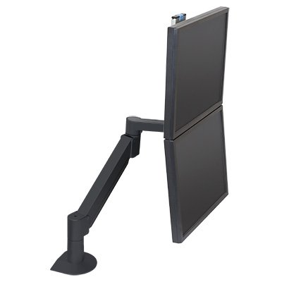 Innovative 7500 Wing Dual Monitor Arm With 27 Quot Reach