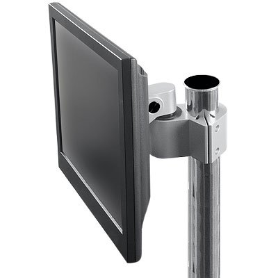 Innovative 9170 Lcd Monitor Pole Clamp With Pivot And Tilt