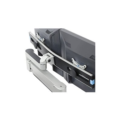 Innovative 8412 Adjustable Dual Monitor Bracket