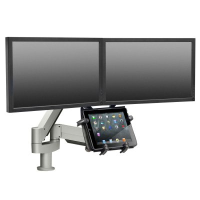 innovative 7050 switch flexible tablet dual lcd monitor mount. Black Bedroom Furniture Sets. Home Design Ideas