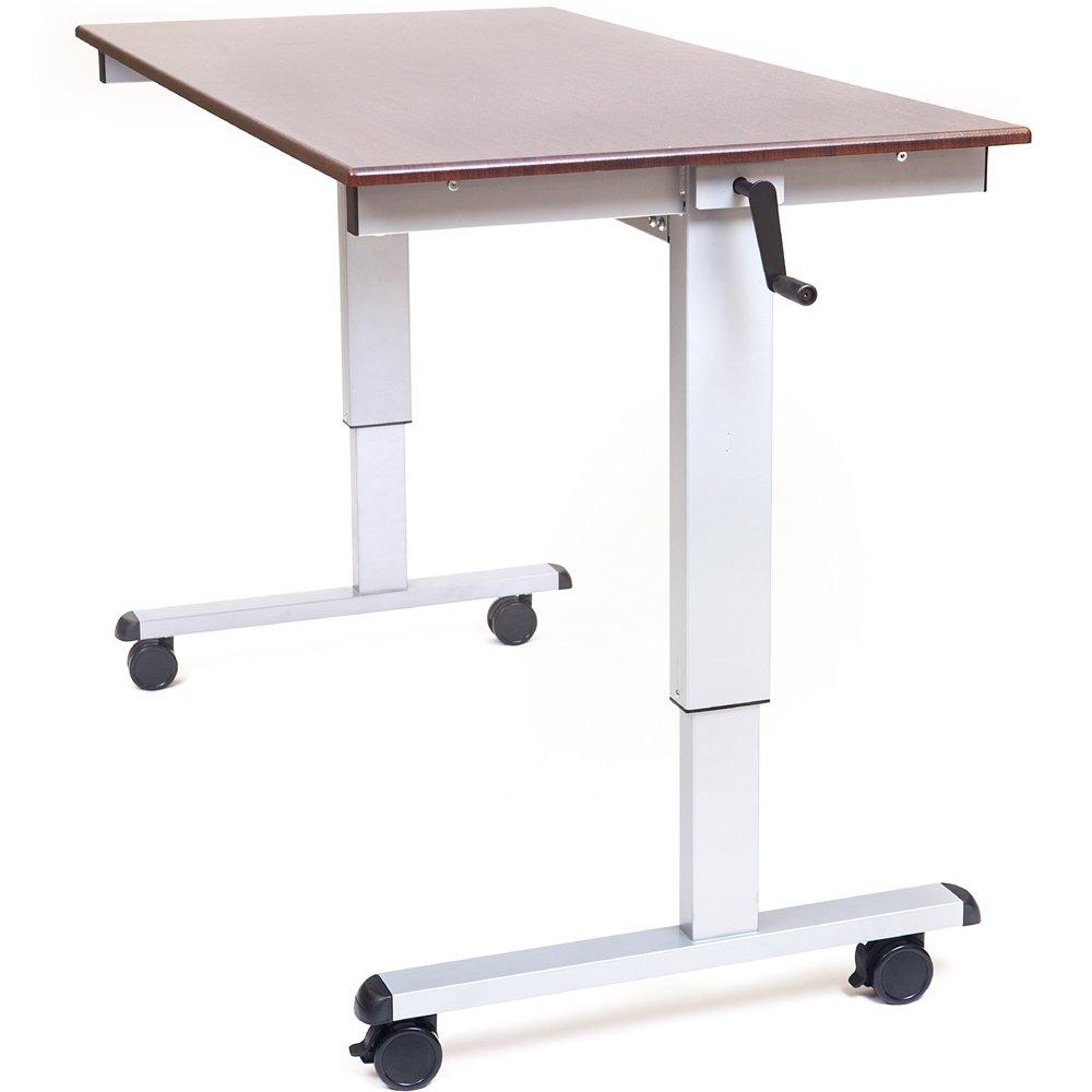 Luxor Standup Cf60 Dw 60 Crank Adjule Stand Up Desk