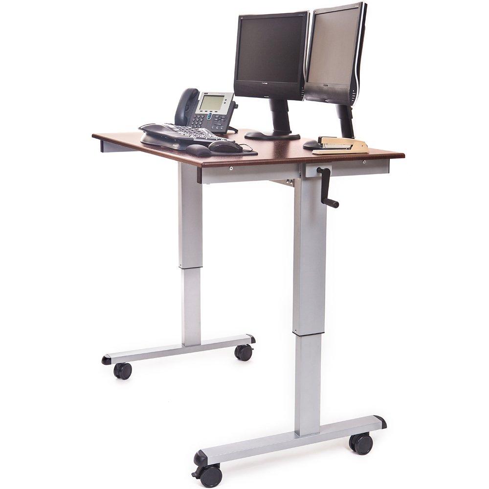 Luxor Standup Cf48 Dw 48 Quot Crank Adjustable Stand Up
