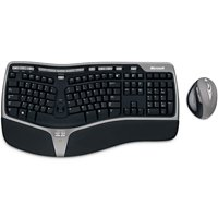 Microsoft WTA-00001 Natural Ergonomic Wireless Desktop 7000 Keyboard and Mouse