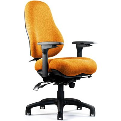 Contemporary Ergonomic Chair Position Posture 8000 Series Executive Task Throughout Design Inspiration