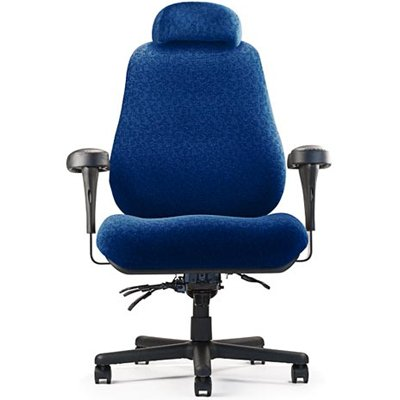 neutral posture btc10100 big u0026 tall ergonomic office chair for industrial and healthcare with headrest - Tall Office Chair