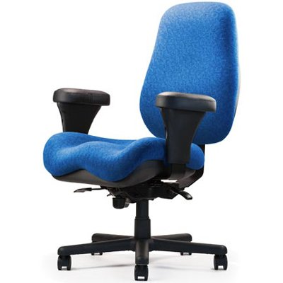 side view of neutral posture btc16900 big and tall jr intensive use office chair big office chairs executive office chairs