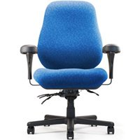 Neutral Posture BTC16800 or BTC16900 Big & Tall Jr. Intensive Use Office Chair