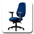 Neutral Posture 6000 Series High Performance Ergonomic Office Chair
