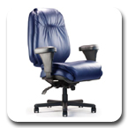 Neutral Posture Big & Tall Ergonomic High Performance Office Chair