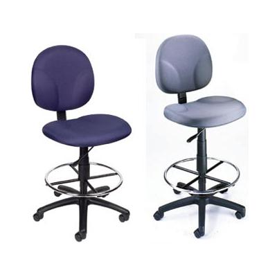 Office Drafting Chair Boss B1690 Or B1691 Adjustable 24u0027u0027285u0027u0027 Drafting Stool Office Chair F