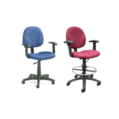 Pleasant Boss B1690 Or B1691 Adjustable 24 28 5 Drafting Stools Dailytribune Chair Design For Home Dailytribuneorg