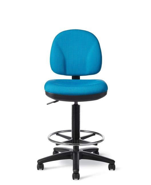 Master BC41 BC Series High Drafting Stool with Footring – High Drafting Chair