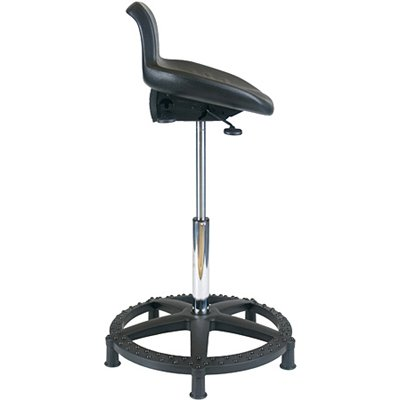 Office Master WS15 Ergonomic Sit-Stand Workstool  sc 1 st  ErgoDirect.com & Office Master WS15 Affordable Industrial Sit-Stand Work Stool islam-shia.org