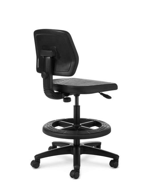 office chair footrest ring task office chair with foot ring20flash