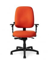 Office Master PT78 PT Value Line Mid Back Multi Function Chair