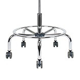 Office Master GSPPKG Fixed Height Chrome Footring and Base