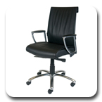 Office Master Conference and Executive Seating, Ergonomic Leather Office Chairs