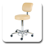 Office Master Electrostatic Discharge ESD Lab Stool High Task Drafting Chairs