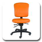 Office Master 24-Seven Intensive Use Heavy Duty Management Seating, Task Stools and Police Department Ergonomic Chairs