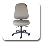 Office Master Maxwell Ergonomic Adjustable Heavy Duty Computer Task Chairs