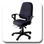 Office Master Paramount Multi Function Seating and Executive Performance Ergonomic Chair
