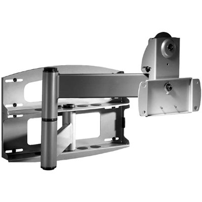 Peerless Pla60 Or Pla60 S Articulating Wall Mount Arm For