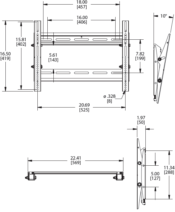 Tilt up Panel Shop Drawing Technical Drawings For Premier
