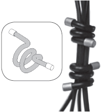 4960 - Wire twist tie (Weight: 1 lb)